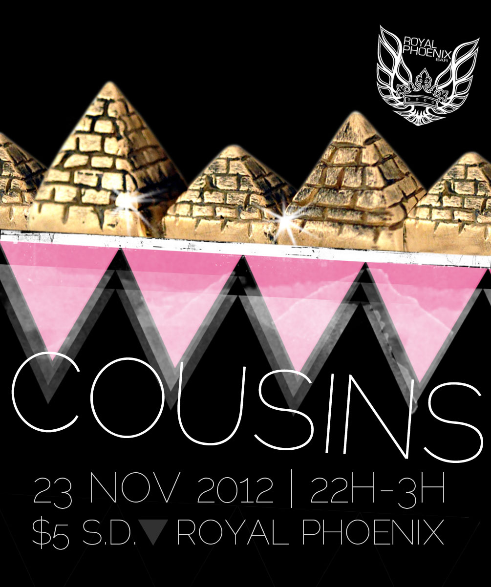 COUSINS Flyer November 2012