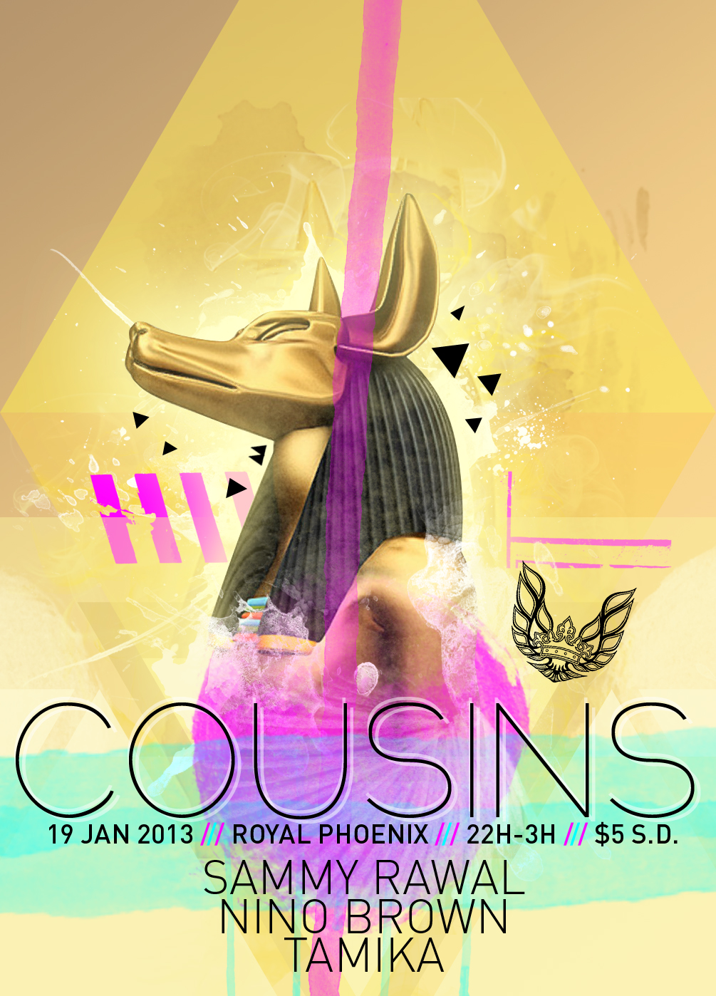 COUSINS Flyer January 2013